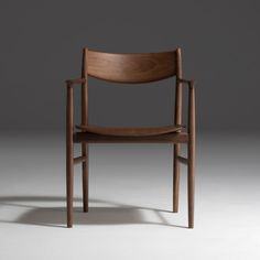 goodwoodwould: Good wood - the 'Kamuy' chair from Japanese designer Naoto Fukasawa, part of a wider range of lovely furniture for Conde House