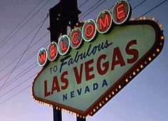 How To Behave In Vegas: A Guide to keeping it real in Las Vegas