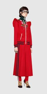Gucci Look 17 - Women, Pre-fall 2017 Collection