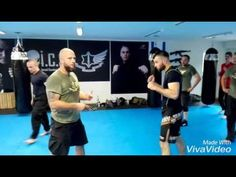 ULTIMATE KRAV MAGA- takedowns using one leg in selfdefense situations. - YouTube