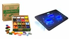 Geek Daily Deals Mar. 7, 2018: Crayon Rocks for Little Hands; Laptop Cooling Pad for $14 - https://geekdad.com/2018/03/geek-daily-deals-mar-07-crayon-rocks-laptop-cooling-pad/?utm_campaign=coschedule&utm_source=pinterest&utm_medium=GeekMom&utm_content=Geek%20Daily%20Deals%20Mar.%207%2C%202018%3A%20Crayon%20Rocks%20for%20Little%20Hands%3B%20Laptop%20Cooling%20Pad%20for%20%2414