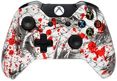 Blood Dragon 5000+ Modded Xbox One Controller for Black Ops 3 and All Games