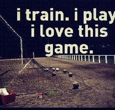 #soccerlife #rushsoccer I love this game.
