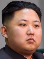 Kim Jong Un (2011 - ) Presidente de la República Popular Democrática de Corea del Norte.