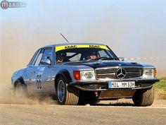 Mercedes-Benz 450 SLC 5.0 Rally