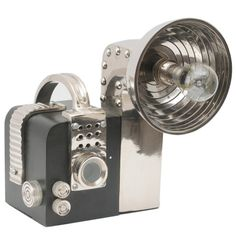 Lichfield Camera Lamp | Lighting | Accessories
