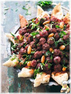 Vişneli Kebap (Gaziantep) - Yemek Tarifleri - m.lezzetler.com