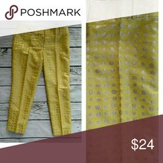 """NWT Loft Zoe ankle pants. Size 6 New with tags. Waist: 32"""" Inseam: 25"""" rise: 9.5"""" LOFT Pants Ankle & Cropped"""