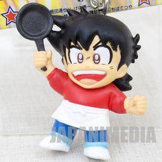 RARE! Mr. Ajikko Yoichi Mascot Figure Key Chain Shonen Magazine JAPAN ANIME