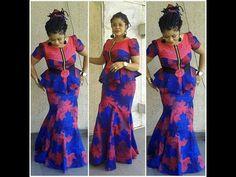 Latest Ankara Styles: Beautiful Ankara Collection Styles
