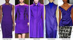 Orchid:  Fall Winter 2014-15 Color Trends from Fashion Snoops