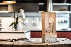 Twig lamps are designed by Atelier Maziné, an architecture and design studio founded in 2015 by Marine Faisandier and Richie Marudai, and produced in a collaboration with the JP Auneau workshop