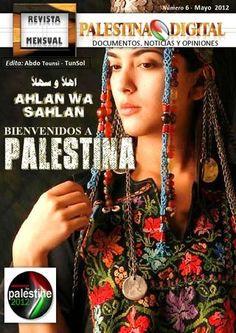Revista PALESTINA DIGITAL - Mayo 2012