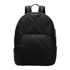Black Diamond Zipper PU Backpacks ($19) ❤ liked on Polyvore featuring bags, backpacks, polyurethane bags, zip backpack, black diamond backpack, zip close bags and knapsack bags