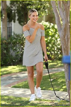 olivia holt out dogs different same trailer 01