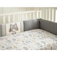 "Levtex Baby Night Owl Bumper - Levtex Baby - Babies ""R"" Us"