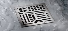 Deco Line StyleDrain - Not your ordinary shower drain!