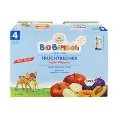 Sunval Fruchtbecher Apfel-Pflaume 4 x 100 g, 4er Pack (4 x 400 g) - Bio von Sunval, http://www.amazon.de/dp/B005IUX88I/ref=cm_sw_r_pi_dp_e8OFrb0F2YAY5