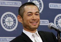 Ichiro Suzuki イチロー