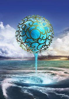 (Not my art) ArtStation - Kaladesh - Energy, Robert Schneider Fantasy Places, Fantasy World, Fantasy Kunst, Fantasy Art, Rpg Map, Fantasy Landscape, Magic The Gathering, Fantasy Creatures, Faeries