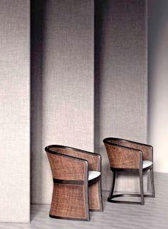 Grace 410 & 4111 (HERPOT410 & HETPOT411) Grace, a chair with a thin…