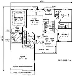 Port Royal   Home Plans and House Plans by Frank Betz Associates    Jasmine   Home Plans and House Plans by Frank Betz Associates