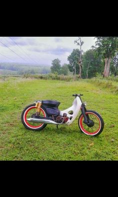 From Streetcub indonesia  :)