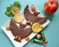 Cookies Eagle Owl # halloween food