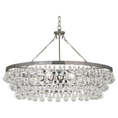 Bling Large Chandelier COMES IN OIL RUBBED BRONZE!