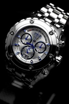 Invicta Watch - Reserve (Blue Specialty)