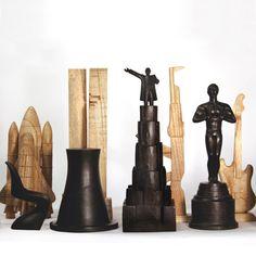 History Chess by Boym Partners