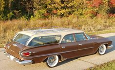 '61 Plymouth Polara Wagon