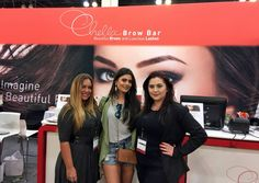 Team Chella IMATS Los Angeles! Look who stopped by!