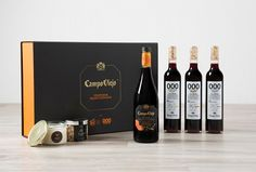Campo Viejo con Basque Culinary Center. - Vino  #Winelovers, #vino, #wine