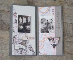 Mise en avant de produit par Christine - Espace Créatif VC Prima Marketing, Mini Albums Scrapbook, Album Photo, Travelers Notebook, Scrapbooking, Photos, Travel Journals, Notebooks, Inspiration