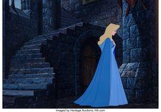 disney aurora blue gown - Google Search