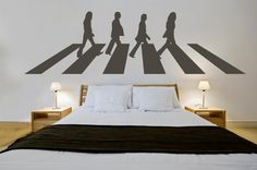 Abbey Road the new wall sticker