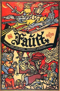 Faust - Une Légende Allemande (Le chef d'oeuvre du cinéma expressionniste allemand)