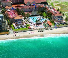 Hotel Canto Del Sol, à Puerto Vallarta. My FAVORITE spot!