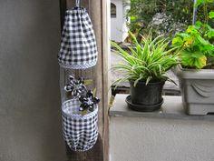 porta sacola plástica, puxa saco, como fazer, passo a passo, artesanato