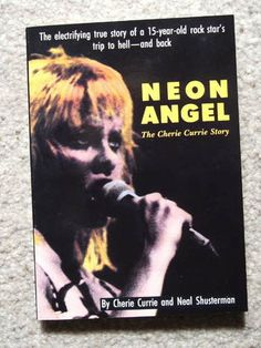 cherie curries book neon angel