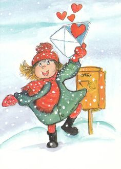 Letters of love!