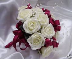 bouquets for your wedding party we do all colours .