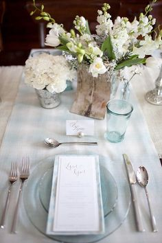 Rehearsal Dinner Decor Ideas, Wedding Inspiration Boards Photos by daisies & pearls | MERRYMAKING