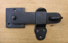 hand forged gate hardware - Google Search
