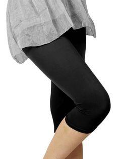 GABRIELLA | Lena 40 Capri legging zwart | Nu 10% korting! - SOSHIN.nl Capri Leggings, Pants, Fashion, Trousers, Fashion Styles, Women Pants, Women's Pants, Women's Bottoms, Fashion Illustrations