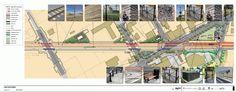 Milwaukie/Main St Station Plan - Portland-Milwaukie Light Rail (Orange line)