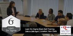 #LeanSixSigma #BlackBelt #Training Program- week2 organised by 𝗧𝗤𝗠𝗜 from 24th - 28th Apr 2017. 𝗩𝗶𝘀𝗶𝘁 𝗪𝗲𝗯𝘀𝗶𝘁𝗲: https://goo.gl/ui83rs