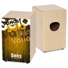Sela Varios Gold is a great looking cajon with nice sound! If you want to know more about Sela Cajon visit our website http://www.sela-cajon.com.