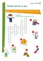 Labirinti facili per bambini da stampare anche in pdf for Sce sci scuola primaria